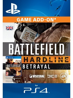 Battlefield Hardline Betrayal DLC PS4