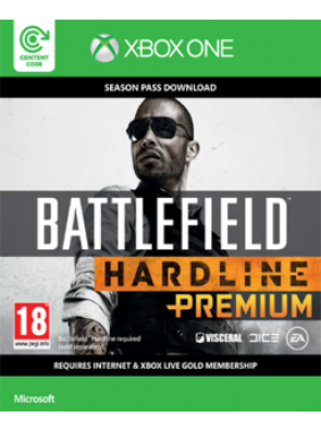 Battlefield Hardline Premium Xbox One