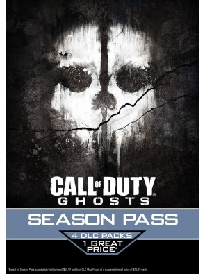 Call of Duty: Ghosts - Season Pass (PSN) PS3/PS4