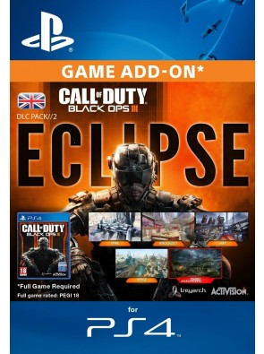 Call of Duty Black Ops III 3 Eclipse DLC PS4