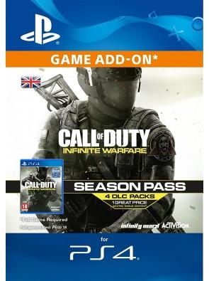 Call of Duty Infinite Warfare - Season Pass PS4