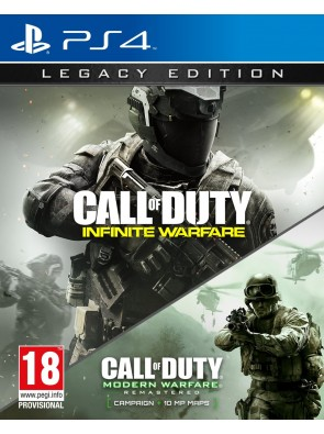 Call of Duty Infinite Warfare Legacy Edition PS4 - Digital Code