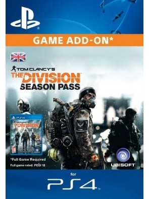 Tom Clancy's The Division Season Pass PS4