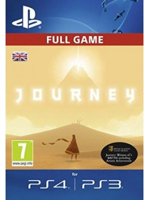Journey PS4 PSN Code