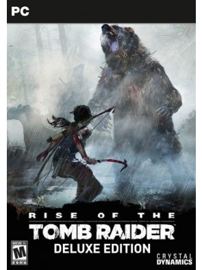 Rise of the Tomb Raider - Digital Deluxe Edition PC
