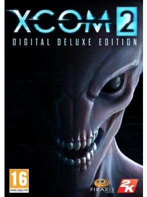 XCOM 2 Digital Deluxe Edition PC Code - Steam