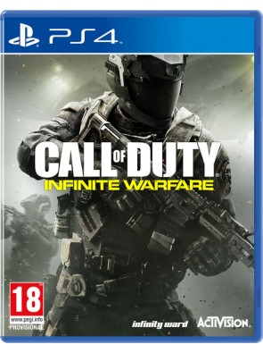 Call of Duty Infinite Warfare PS4 - Digital Code