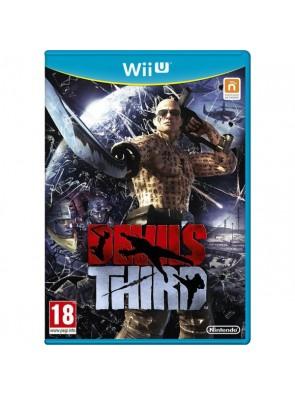 Devil´s Third Wii U - Game Code