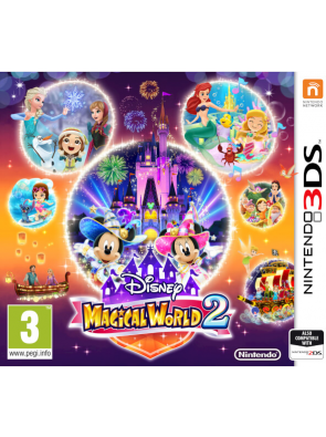 Disney Magical World 2 3DS - Game Code