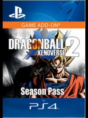 Dragon Ball Xenoverse 2 - Season Pass PS4