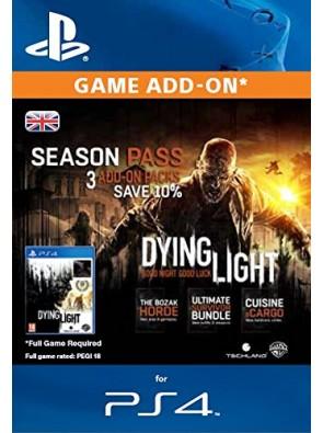 Dying Light Season Pass PS4