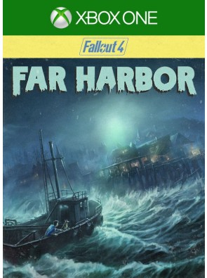 Fallout 4 Far Harbor (Xbox One)