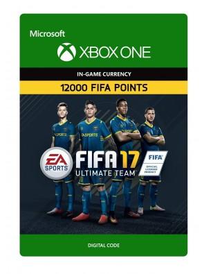 Fifa 17 - 12000 FUT Points (Xbox One)