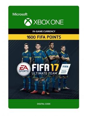 Fifa 17 - 1600 FUT Points (Xbox One)