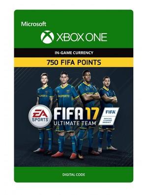 Fifa 17 - 750 FUT Points (Xbox One)