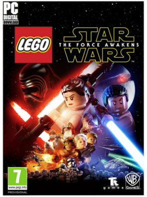LEGO Star Wars: The Force Awakens PC