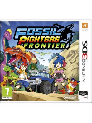 Fossil Fighters Frontier 3DS - Game Code
