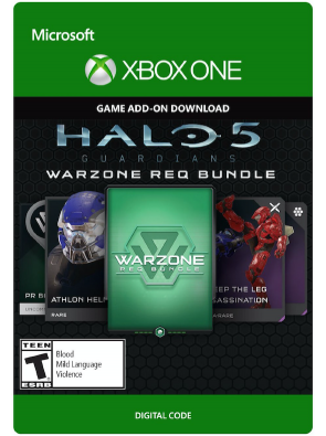 Halo 5 Guardians - Warzone REQ Bundle Xbox One - Digital Code