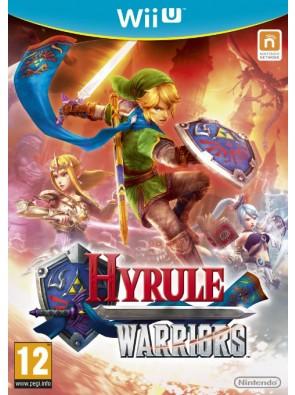 Hyrule Warriors Nintendo Wii U