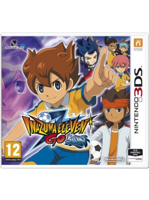 Inazuma Eleven Go: Shadow 3DS - Game Code