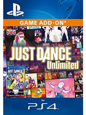 Just Dance Unlimited 12 months PS4