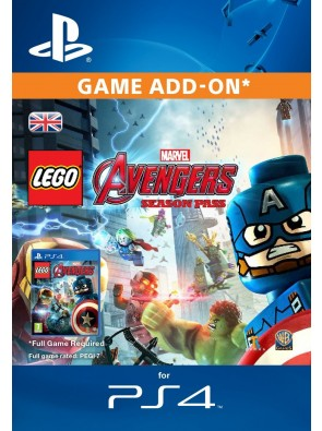 LEGO Marvel Avengers Season Pass PS4