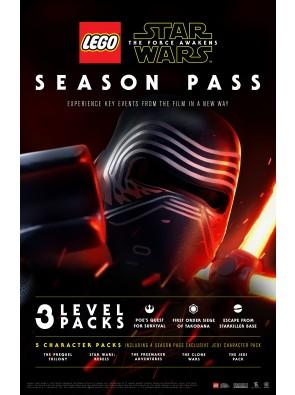 LEGO Star Wars The Force Awakens Season Pass PC