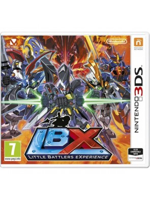 Little Battlers Experience 3DS - Game Code