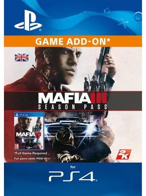 Mafia III 3 Season Pass PS4