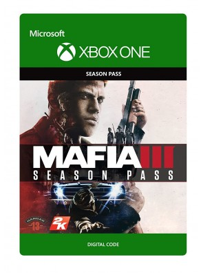 Mafia III 3 Season Pass Xbox One