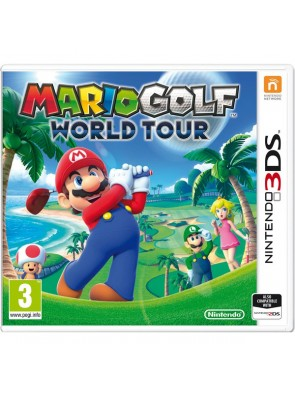 Mario Golf World Tour 3DS - Game Code