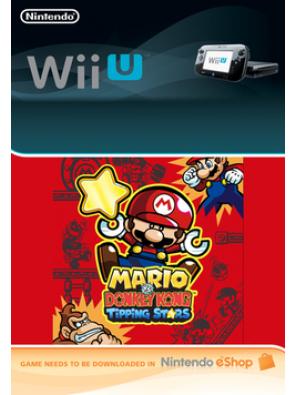 Mario vs. Donkey Kong Tipping Stars Wii U - Game Code