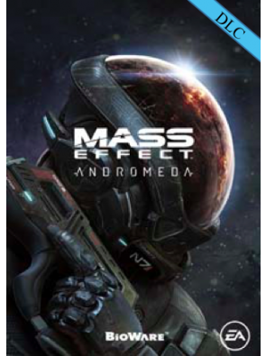 Mass Effect Andromeda PC DLC