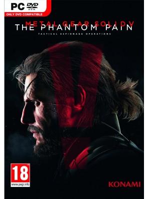 Metal Gear Solid V 5: The Phantom Pain PC
