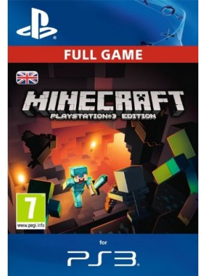 Minecraft PS3 - Digital Code