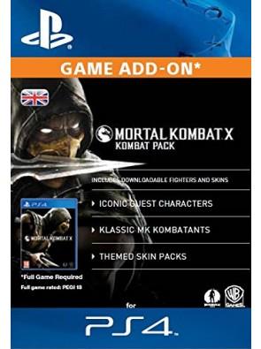 Mortal Kombat X Kombat Pack PS4