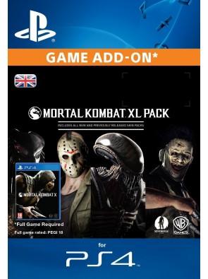 Mortal Kombat X XL Pack PS4
