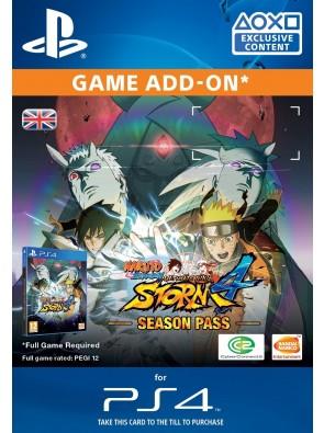 Naruto Storm 4 Season Pass PS4