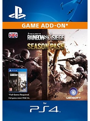 Rainbow Six Siege Season Pass PS4
