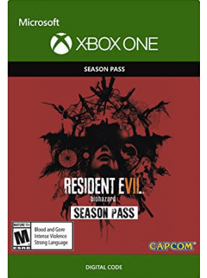 Resident Evil 7 - Biohazard Season Pass Xbox One