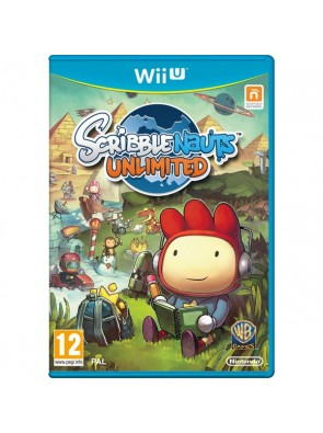 Scribblenauts Wii U - Game Code