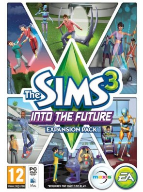 The Sims 3: Into the Future PC