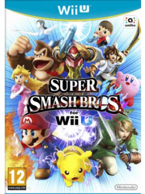 Super Smash Bros Wii U - Game Code