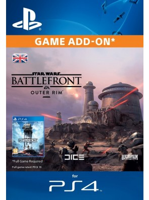 Star Wars Battlefront Outer Rim (DLC) PS4