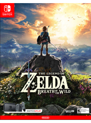 The Legend of Zelda - Breath of the Wild Switch
