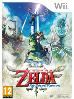 The Legend of Zelda: Skyward Sword Wii U - Game Code