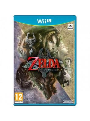 The Legend of Zelda: Twilight Princess HD Wii U - Game Code