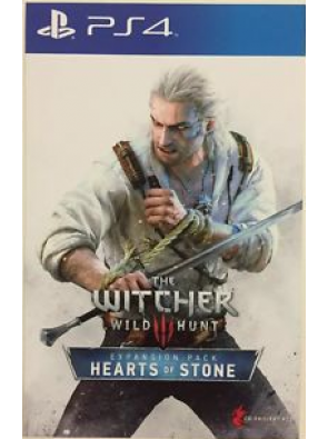 The Witcher 3 Wild Hunt - Hearts of Stone PS4