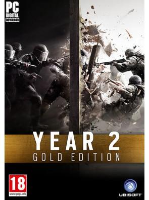 Tom Clancy´s Rainbow Six Siege: Year 2 Gold Edition PC