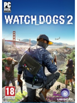 Watch Dogs 2 PC (Asia)